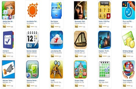 31 Paid Android Apps Are Free Today (Offer Expires Tomorrow) ~ Educational Technology and Mobile Learning | iEduc | Scoop.it