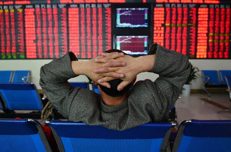 China Stock Traders Feel the Heat With 774 Probes in Two Months | Business Video Directory | Scoop.it
