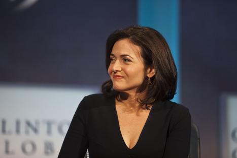 EXCLUSIVE: Sheryl Sandberg Pledges to Give Away Half Her Fortune   philanthropy   Scoop.it