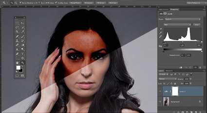 Quick Tip: Using Photoshop Check Layers For Better Retouching | Photography Technics | Scoop.it