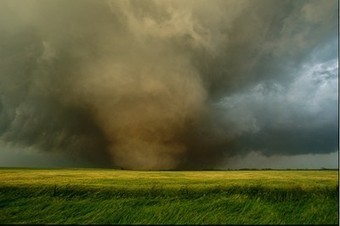Tornadoes and Global Warming: Is There a Connection? | Earth and Enviormental Science | Scoop.it
