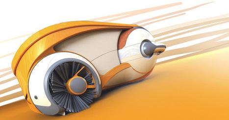 Scarab le robot nettoyeur pour villes   Actualités robots et humanoïdes   Scoop.it