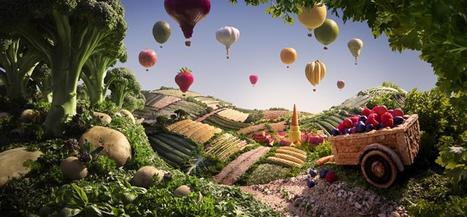 Ultra-Creative Foodscapes by Photographer Carl Warner ★ Abduzeedo | waouh | Scoop.it