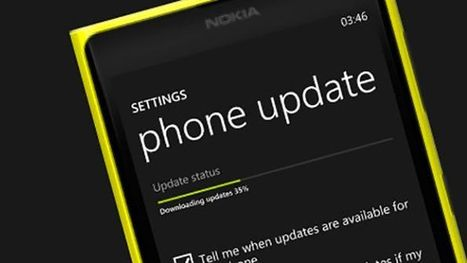 Microsoft atualiza o Windows Phone 8.1 Preview | Windows News | Scoop.it