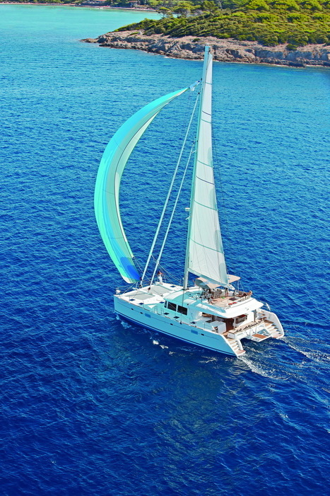 Bareboat charter in Thailand: Our Fleet - Lagoon 450 Catamaran | Simpson Yacht Charter | Scoop.it