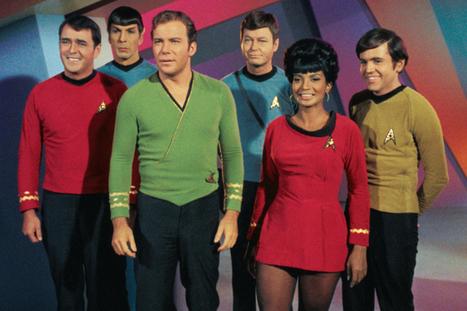 WIRED Binge-Watching Guide : Star Trek   The Blog's Revue by OlivierSC   Scoop.it