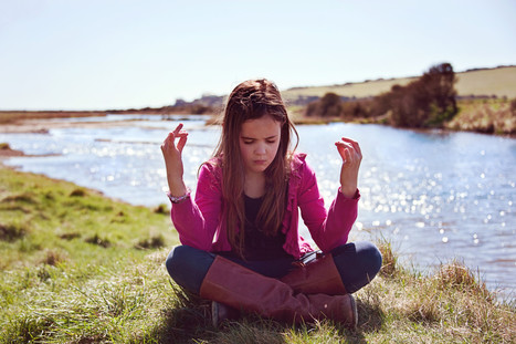 Why Your Kids Should Be Practicing Mindfulness | PEACEFUL LIVING | Scoop.it