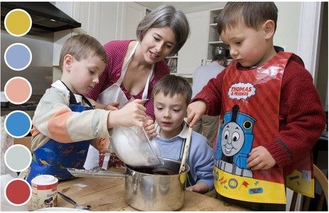 Cooking with kids - an interactive guide | @FoodMeditations Time | Scoop.it