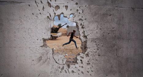 Western Legacy in Libya Leaves a Hole Filled by Migrants Fleeing for Europe / Sputnik International | Saif al Islam | Scoop.it