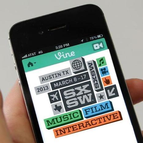 The 17 Best Vines of SXSW Interactive | Share it with Vine | Scoop.it