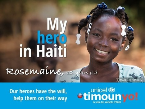 My heroes, your heroes, our heroes in Haiti | timounyo | The Total Sanitation Campaign in Haiti | Scoop.it