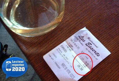 20 minutes - Un bistrot facture 18 francs la carafe de sirop - Romandie | Camping-Suisse.info | Scoop.it