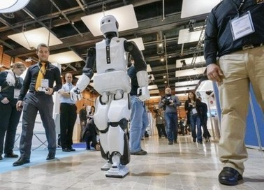 'A robot's ability to reduce injuries to the workforce is what matters most' | Technological Unemployment | Scoop.it