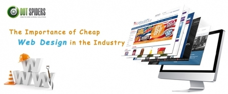 The Importance of Cheap Web Design in the Industry | What is Search Engine Optimization? | Scoop.it