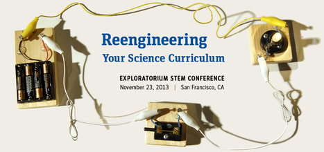 Reengineering Your Science Curriculum: STEM Conference | The STEM Classroom | Scoop.it