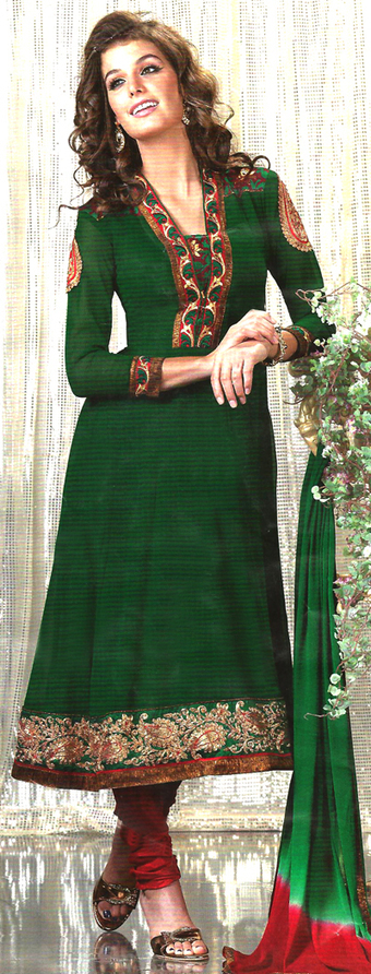Anarkali suits | dulhanebegum | Scoop.it