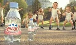Water 4 Life: Evian: marketing and communication strategies, brand identity | water marketing and advertising | Scoop.it