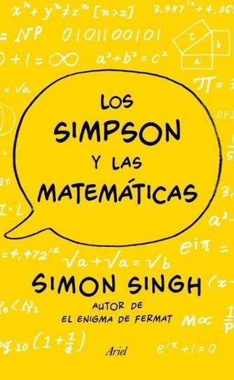 """""""Los Simpsons y las matemáticas"""" de Simon Singh   holyshit   Scoop.it"""