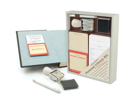 Personal Library Kit | Random cool stuff about libraries | Scoop.it
