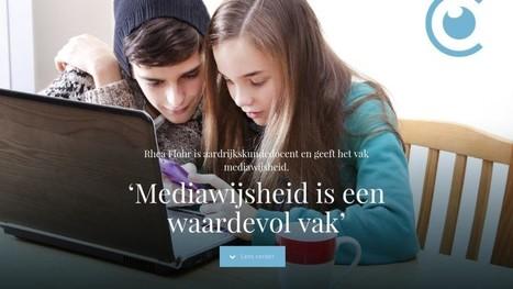 Mediawijs in het onderwijs | Mediawijsheid in het VO | Scoop.it