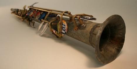 Geridönüşüm Orkestrası: Çöpten Çıkan Müzik | Minimal Art: Sadelik, Zeka ve Mizah. | Scoop.it