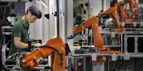 La Chine serait-elle le nouvel eldorado de la robotique ? | Post-Sapiens, les êtres technologiques | Scoop.it