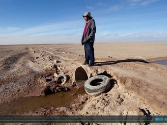 The Colorado River named most endangered river in America [Video] | In Deep Water | Scoop.it
