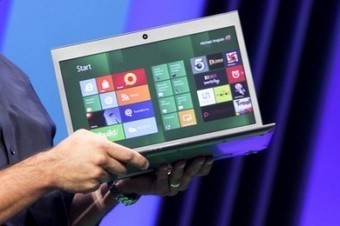 Chinese overheid bant Windows 8   ICT-Showcases   Scoop.it