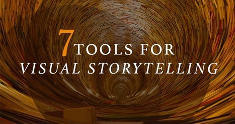 7 Tools for Visual Storytelling | Digital Storytelling | Scoop.it