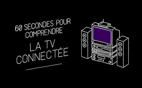 60 secondes pour comprendre la TV connectée Une nouvelle façon de regarder la TV | Cabinet de curiosités numériques | Scoop.it