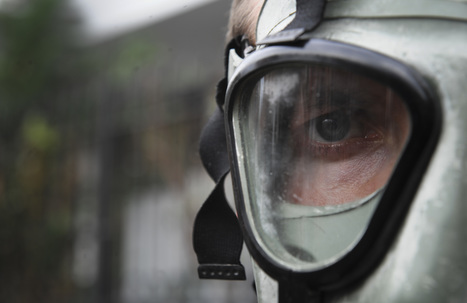 Chemical Weapons Watchdog Continues Hunt for Syria's Elusive Nerve Agent | AUSTERITY & OPPRESSION SUPPORTERS  VS THE PROGRESSION Of The REST OF US | Scoop.it
