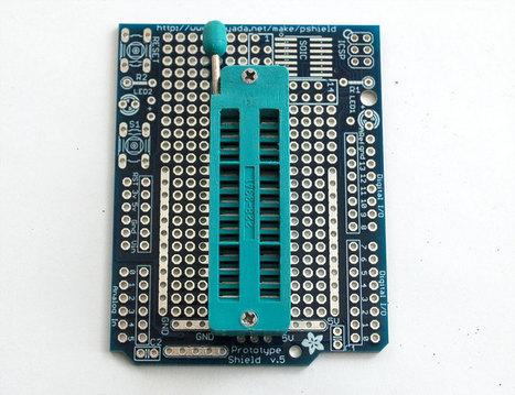 ArduinoISP   Arduino Tips, Tricks, and Techniques   Adafruit Learning System   Tecknolik   Scoop.it