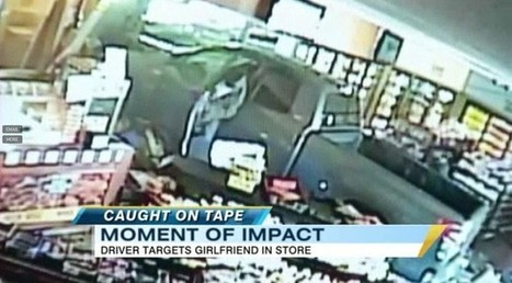 Tennessee man attempts murder with truck by driving through store | The DATZ Blast | Scoop.it