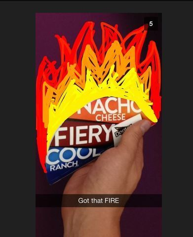 8 Brands Rocking Snapchat | digital marketing strategy | Scoop.it