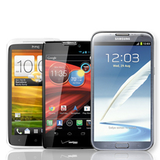 Android, Apple iOS Grab Record 92 Percent of Smartphone Market | SoLoMo 2013 | Scoop.it