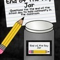 End of the Day Jar- Questions Cards for Community Building in the Classroom | EDCI397: PBL and Classroom Climate | Scoop.it