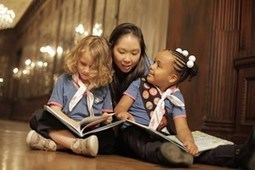 Words In Action! - Girl Guides Focuses on Improving Literacy in Canada | LibraryLinks LiensBiblio | Scoop.it