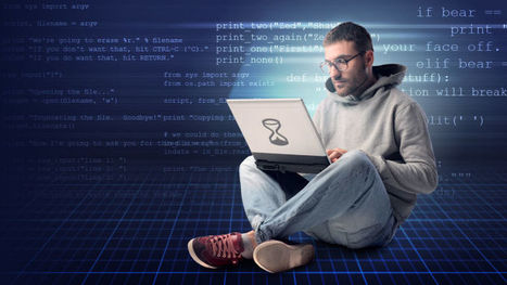 How I Taught Myself to Code in Eight Weeks | Entrepreneurship in Higher Education | Scoop.it