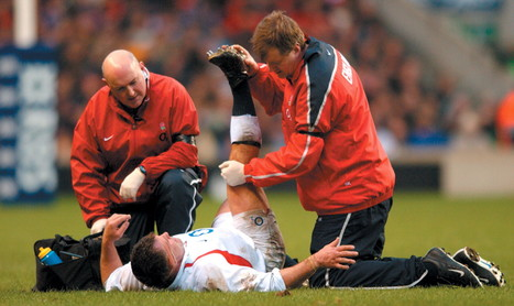 Injury, Rehabilitation and Psychology - #Fitness #Health | Football trainer | Scoop.it