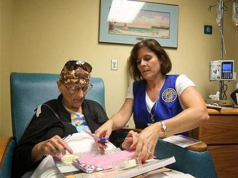 Halifax Health starts art therapy program - Daytona Beach News-Journal | psychology | Scoop.it