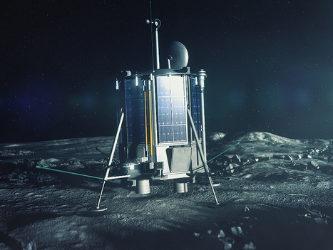 HUMAN DNA 'will be FOUND ON MOON' – rocking boffin Brian Cox - Register | Space | Scoop.it