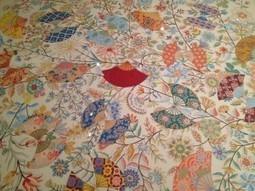 Quand la Maison Hermès prend le musée des Tissus pour Muse… | industrie textile | Scoop.it