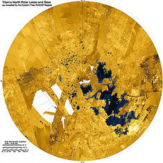 Titan Could Host Life 'Not As We Know It' | Quirky (with a dash of genius)! | Scoop.it