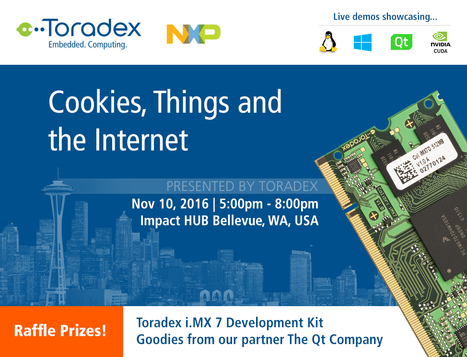 Cookies, Things and the Internet - by Toradex | Toradex Computer Modules | Scoop.it