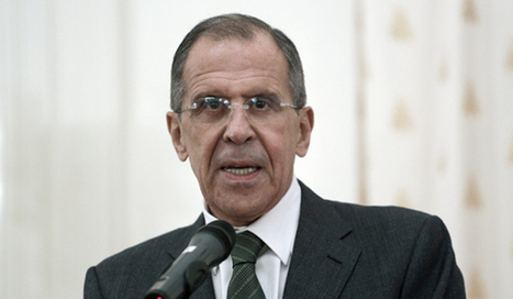 Crisis in Ukraine orchestrated, West lost sense of reality - Lavrov | Saif al Islam | Scoop.it
