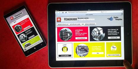 ONISEP Kit pédagogique : Découvrir 10 métiers du Centre Pompidou | ACTUWEB - Onisep Auvergne Rhône-Alpes - site de Grenoble | Scoop.it