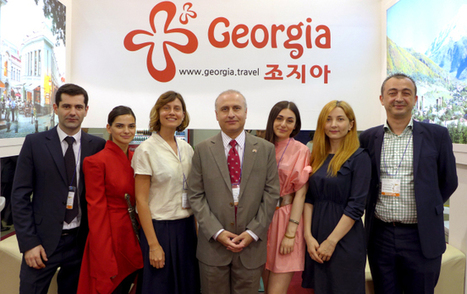 Georgia trumpets status as the jewel of Caucasus - The Korea Herald   russia and the Circassian issues   Scoop.it