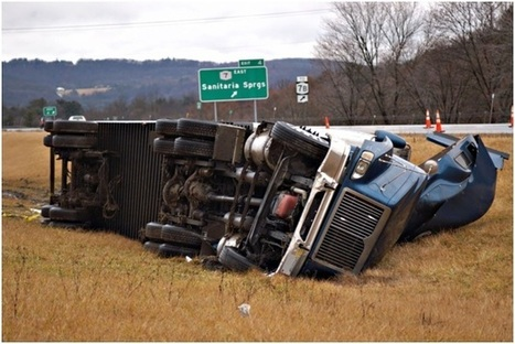 Common Truck Accident Sites Require City Investigation | Personal Injury Lawyer Sarasota | Scoop.it