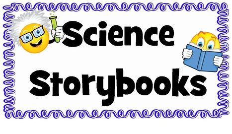 Animated Science Storybooks | All Elementary | Scoop.it