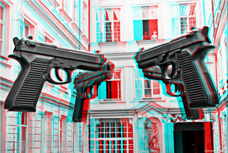 3D Picture of the Day: Guns | 3D and Technology | Scoop.it